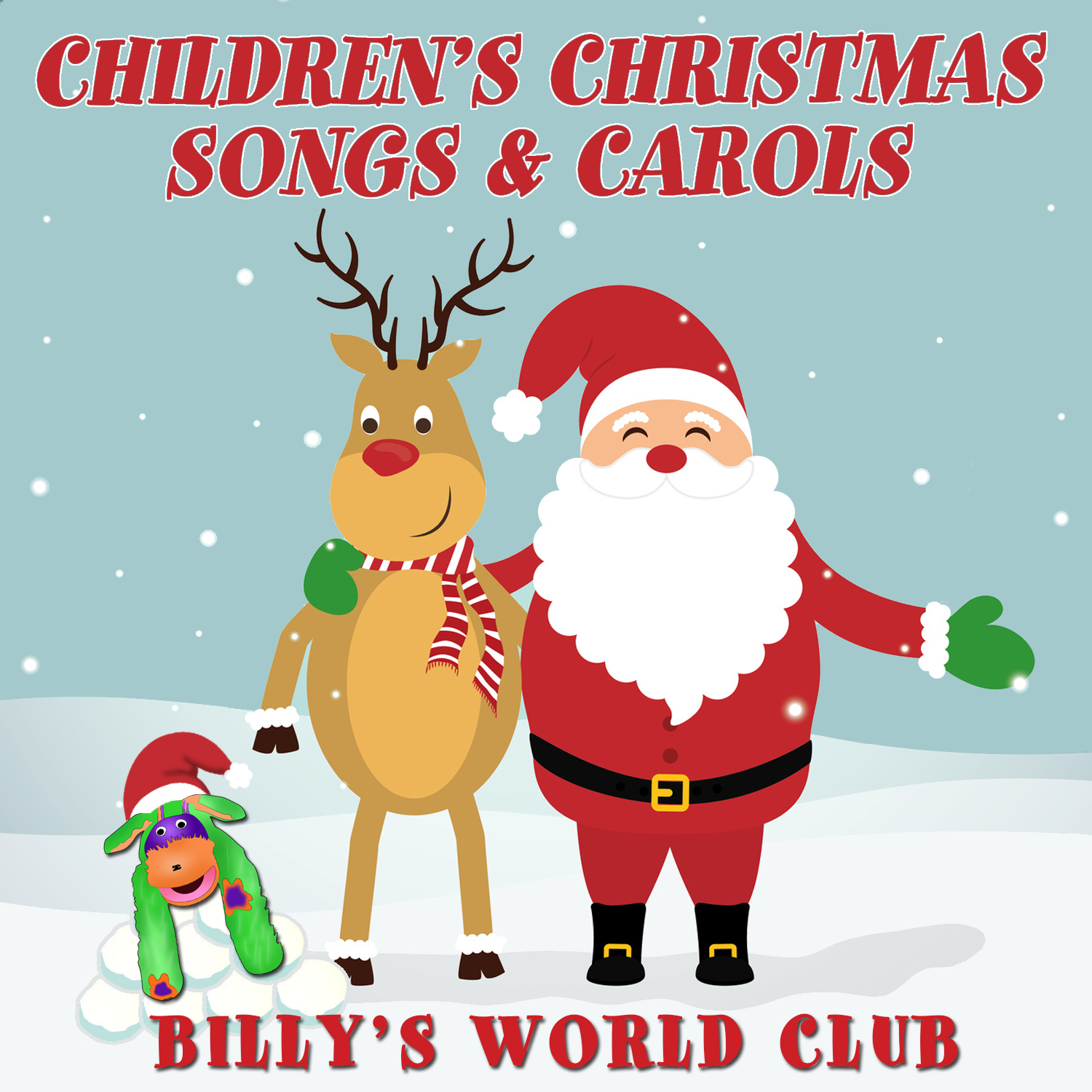 Park Records » PRKCDBWC145 – Billy\'s World Club: Children\'s ...