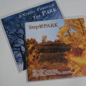 Step in the Park A strollthrough the park