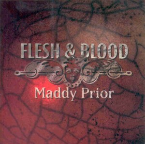 flesh and blood front cover scan